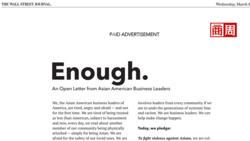 Zoom、YouTube和Yahoo亞裔創辦人,千位企業家公開信:受夠歧視!