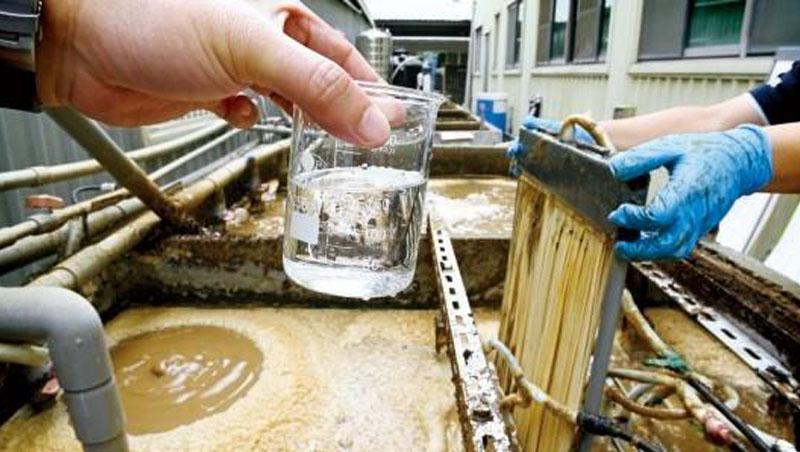 水情告急,海水淡化機組上陣