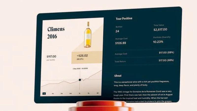 葡萄酒投資市場,一直被局限在富人圈,新創公司用AI擊敗高門檻,讓不懂酒的人也能投入其中,是科技縮小資訊落差又一實例