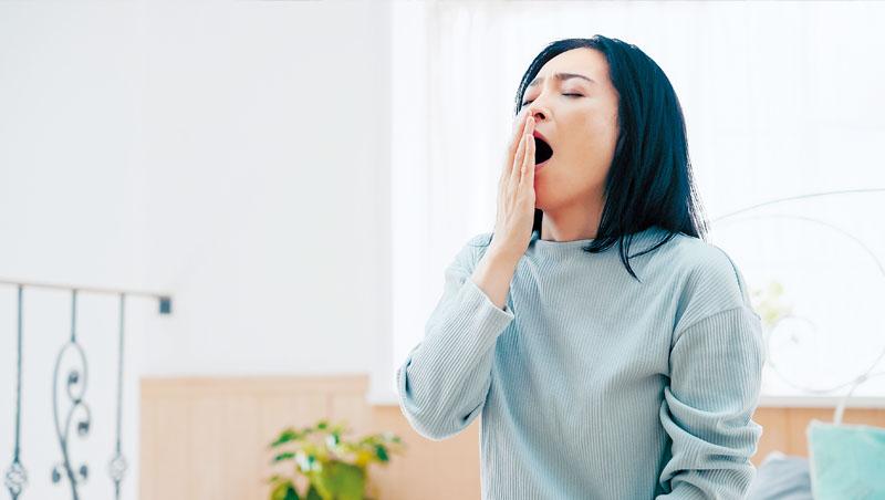 李龍騰認為,失眠主因是生活壓力,其次是藥物,可利用失眠日記抓出問題核心
