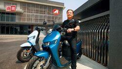 大膽用30歲CEO 宏佳騰一年翻身電動機車二哥
