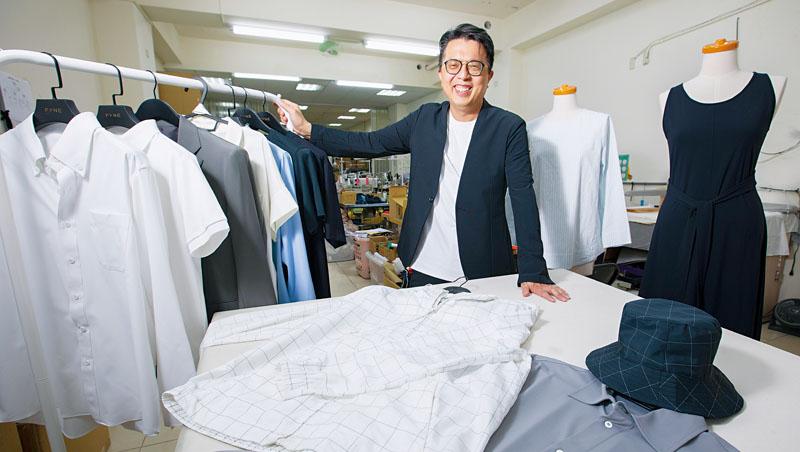 滿一企業總經理王志仁