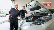 這家台中小廠 手握全球電動車升級秘密