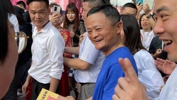 遭約談、重罰後,馬雲終於現身!笑容滿面卻露疲態,他公開露面透露什麼訊息?