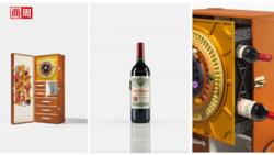 佳士得拍賣「太空紅酒」!繞行地球14個月,一瓶高達2800萬...喝起來如何