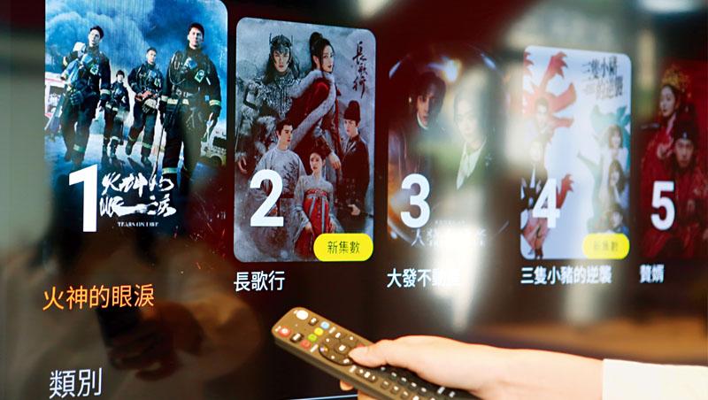 《火神的眼淚》每集成本是以往台劇的約3倍,藉由提高品質,讓台劇走出海外