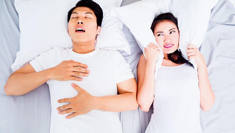 有睡眠障礙,特別是睡眠呼吸中止症患者,與沒有症狀的一般人相比,患有耳鳴的風險更高