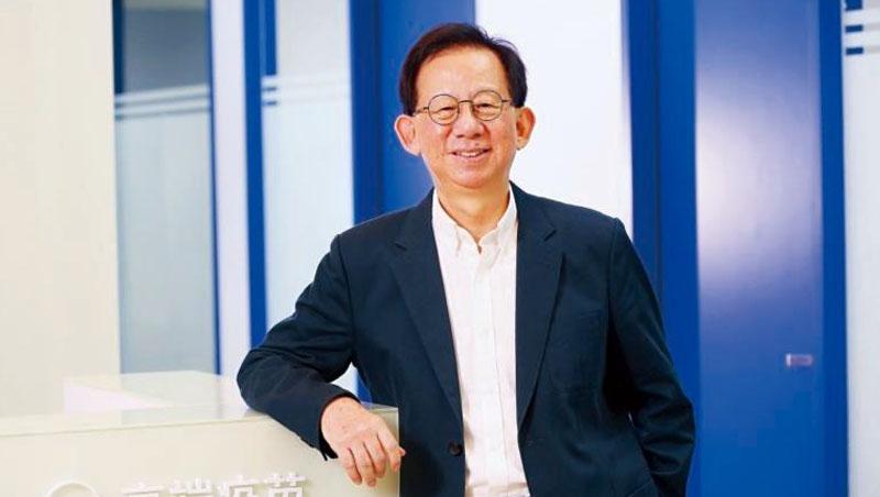 高端總座陳燦堅(圖)延攬長年投身國際醫療的連加恩醫師,並讓他在解盲記者會上陣,為公司形象加分,用人有獨到之處