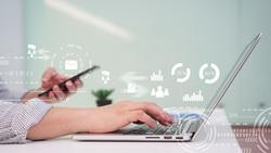 疫情推升零接觸經濟  宅在家也能輕鬆數位理財