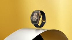 RICHARD MILLE 全新RM 74-01和RM 74-02腕錶 別具個性的自動上鍊陀飛輪腕錶
