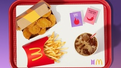 用麥當勞BTS聯名套餐學多益!聯名、代言英文怎麼說?