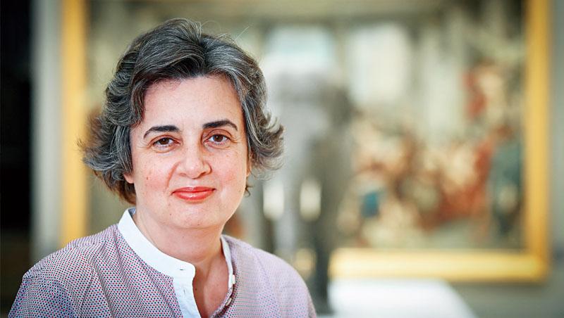 勞倫斯.德卡爾不只打破了羅浮宮的歷史紀錄,4年前,她也曾是奧賽博物館31年來首位女性館長