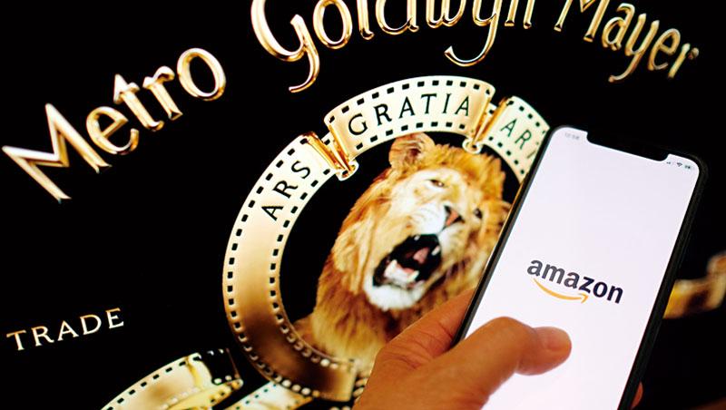 「亞馬遜對影劇的胃口越來越大了。」《紐約時報》如此評論。它購併米高梅也意味著串流市場將越來越擁擠