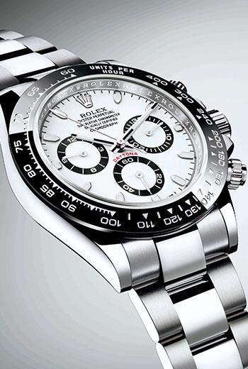 Rolex 116500 LN是勞力士最熱銷的錶款,成交價超過定價的兩倍