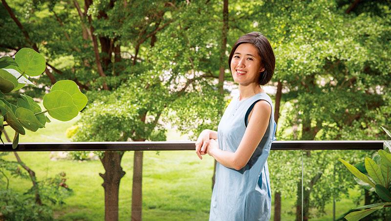 TFT為台灣而教董事長、School 28 共同創辦人劉安婷