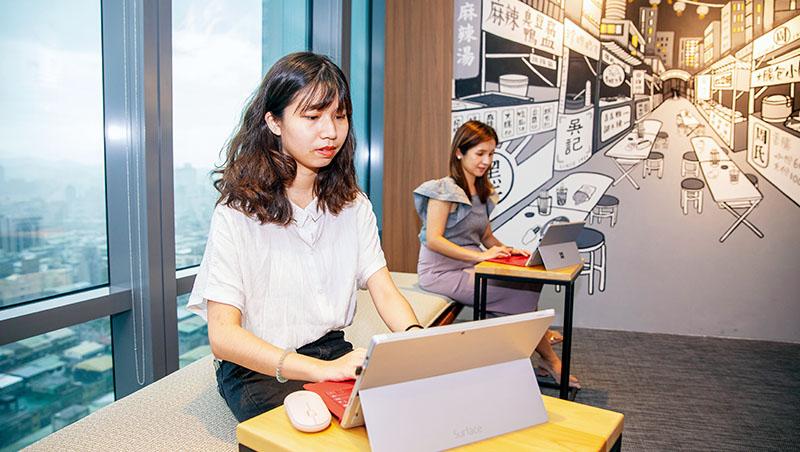疫情讓企業練就遠距工作能力,未來,不只居家上班,而是任何地點都能上班