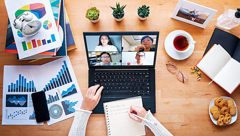 疫期大量的視訊會議,連Zoom創辦人也喊「Zoom疲勞」,但疫後遠距工作並不會完全消失