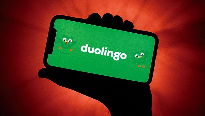 路易斯.馮.安在創立Duolingo之初,就決定要跳脫學習平台正經八百慣例,用遊戲激勵用戶學習