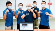 揭密拳擊女王背後 台灣第一支奧運科技軍師團