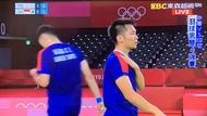 「麟洋配」寫新紀錄!東京奧運羽球男雙將爭金牌