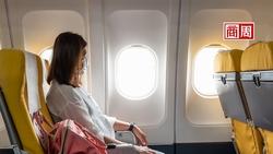因為疫情才讓戴資穎坐經濟艙...飛機內到底要「坐多開」才能防疫?