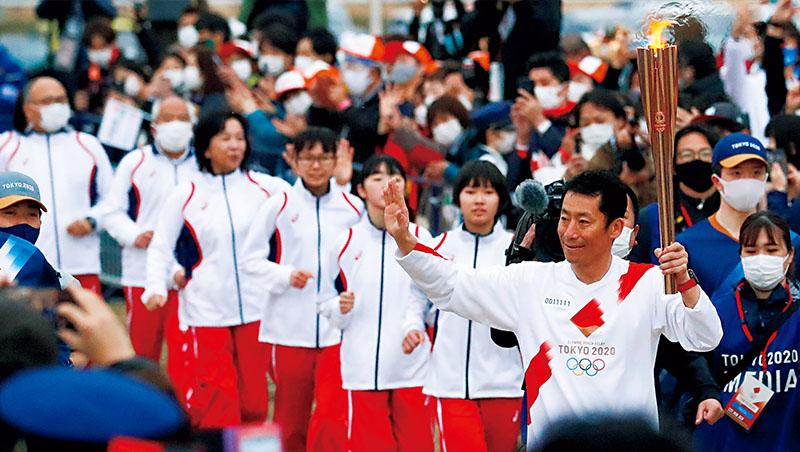 復興奧運,淪為泡影