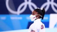 東京奧運最美的一幕:4面金牌體操巨星棄賽,勇敢面對迷失