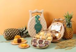 賦予鳳梨從裡到外的再生價值  禮坊以永續精神創新中秋禮盒