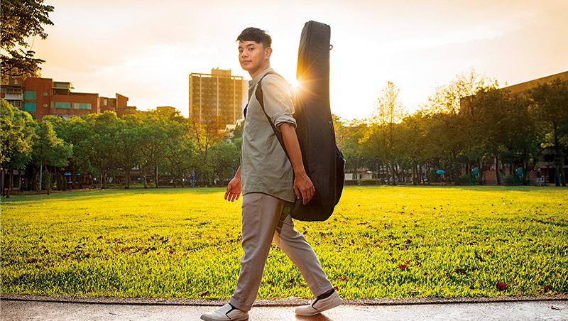 楊肅浩入圍第32屆金曲獎最佳台語男歌手