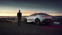 領航豪華電動化車款 科技時尚結合生活體驗 擁有Lexus至臻完美人生