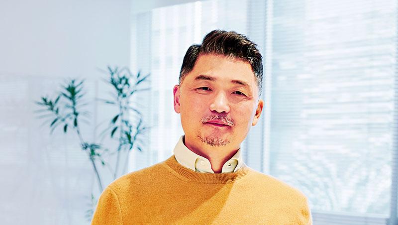 韓國即時通訊軟體Kakao創辦人金範洙