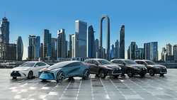 肩負碳中和使命 Lexus Electrified 啟動變革傳承永續