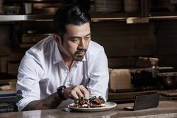 連續四年摘星成功,星級主廚林明健以Samsung Galaxy Z Fold3 5G紀錄創意瞬間、豐富廚藝人生