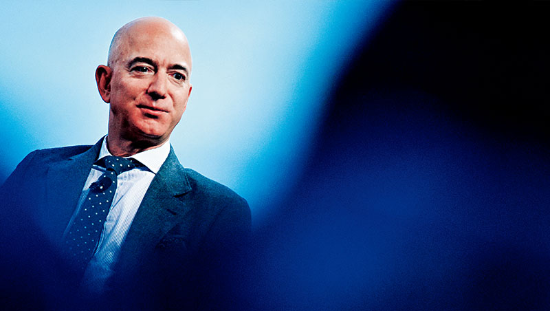 貝佐斯卸下亞馬遜執行長位置後,除了全力發展旗下新創藍色起源的太空業務,也被發現對「抗老化」公司有興趣