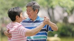 富邦人壽號召年輕大眾舞動青銀 與台灣失智症協會推廣防失智帶動唱