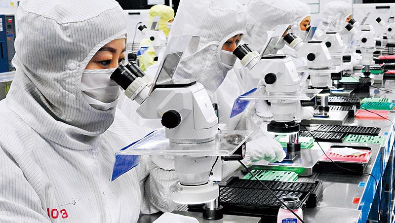 中國的新經濟和製造業產生衝突,尤其在薪資及就業上,這一系列手段,就是要將中高端製造業扶植起來