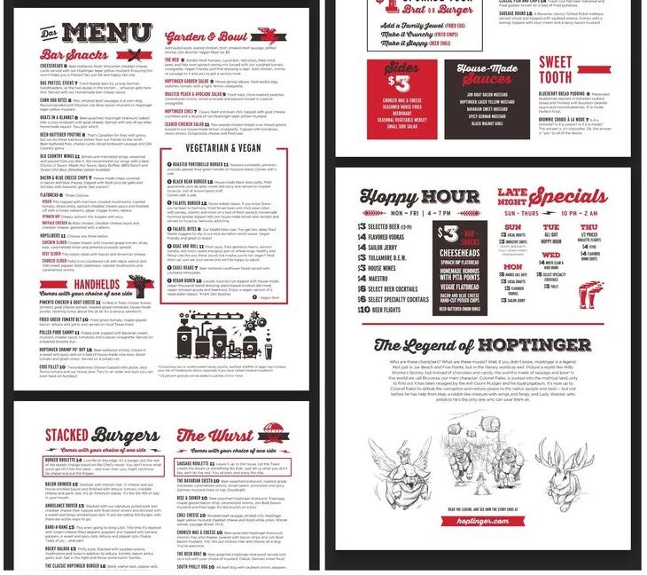 紙本菜單pdf檔