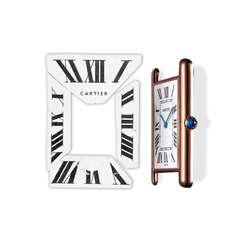 以繪圖為經、科技為緯   Cartier Tank的永續創新學