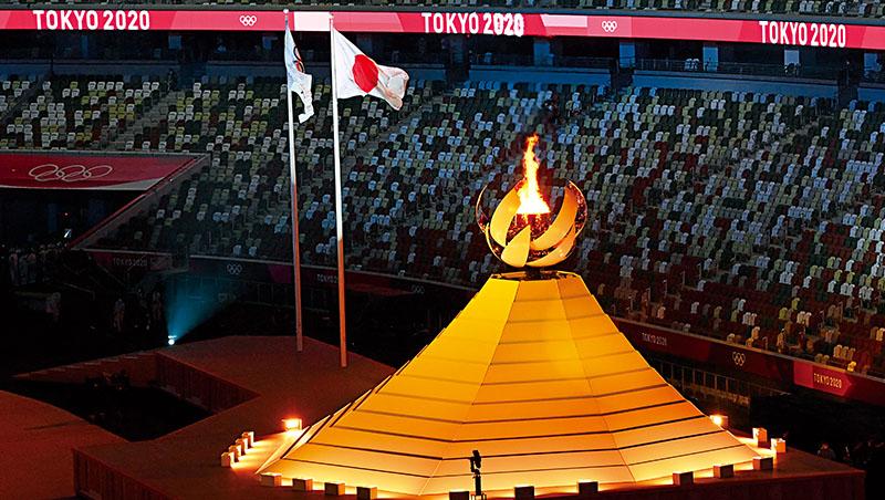 日本為了東京奧運的聖火,早在2016年就開始在311大地震最嚴重的福島投資綠色氫氣,來實現氫能源取代天然氣的無碳新能源社會