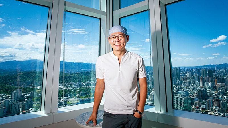 微電執行長王愍迪(圖)一直有個公民電廠藍圖,早期雖未成功,卻成了微電創建商模的珍貴基礎