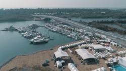 熱鬧非凡的遊艇嘉年華會 安平逐步成為國際級遊艇城
