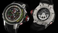 飛行員的空中搭檔 RICHARD MILLE RM 39-01 E6-B 飛行計算器自動上鍊腕錶
