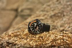 寶齊萊 柏拉維深潛腕錶  黑魔鬼魚特別版  精湛製錶工藝   推廣海洋保育