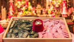大甲媽祖的聖杯  平安符也能用時尚傳承