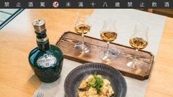 MUME米其林星級主廚林泉Richie & 飲食生活作家葉怡蘭強強聯手 - 以皇家禮炮將家常菜升等為星級饗宴