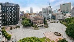 中山堂傳奇地段 《新美齊硯》成就人生的黃金風景