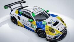 RICHARD MILLE新合作夥伴—Team Hardpoint EBM車隊於Daytona 24小時耐力賽初試啼聲