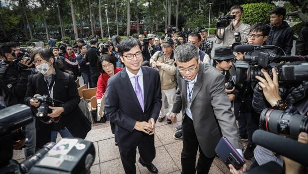 陳其邁當選高雄市長!得票率破7成,成功改寫「陳菊紀錄」