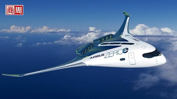 全球第一台「零碳排」飛機!空巴如何讓它飛上天?