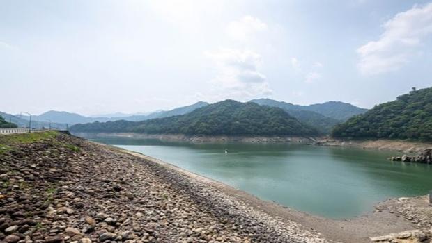北部石門水庫蓄水率也跌破27%!經濟部:桃園即日起「全日減壓供水」